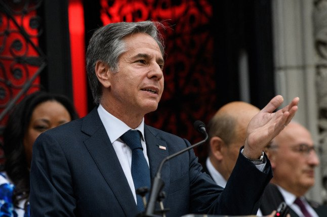 US secretary of state to visit France, Mexico next week