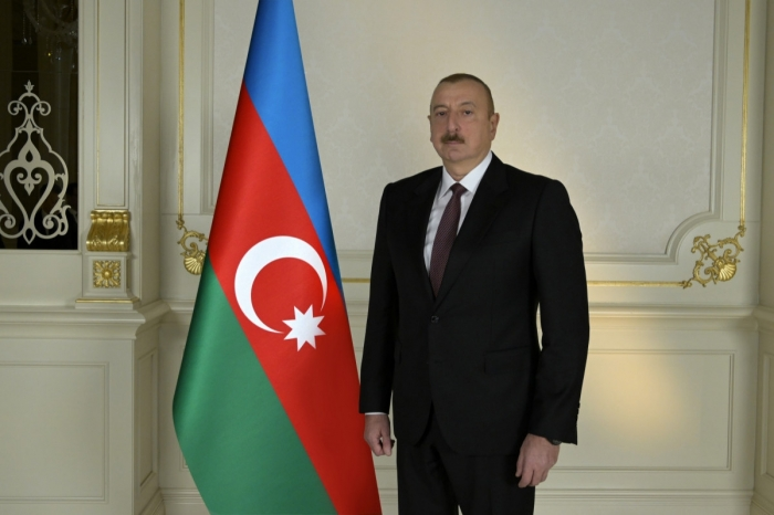 President Ilham Aliyev awards servicemen who served in Afghanistan